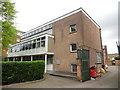 TQ3486 : Clapton Telephone Exchange (1) by David Hillas