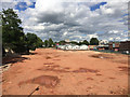 SP3379 : Cleared site by Tower Street, Coventry by Robin Stott