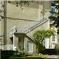 ST5773 : Staircase at Stoneleigh House by Alan Murray-Rust