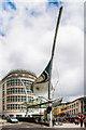 ST5873 : Bristol Shopping Quarter by Ian Capper