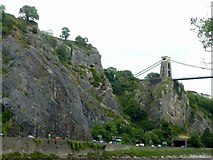 ST5673 : Avon Gorge from Leigh Woods by Alan Murray-Rust