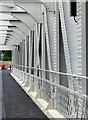 ST5672 : Ashton Avenue Bridge by Alan Murray-Rust