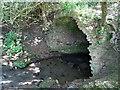 SK0144 : Culvert under the former Woodhead Tramroad by Ian Calderwood