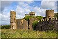 X1776 : Ardoginna House (Ardo Castle), Ardmore (6) by Mike Searle