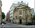 ST5872 : 25,27 Clare Street, Bristol by Alan Murray-Rust