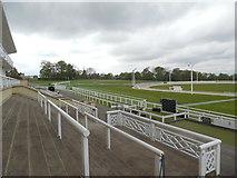SP7047 : Towcester Racecourse (3) by David Hillas