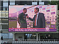 TQ2682 : Man-of-the-Match at Lord's by John Sutton