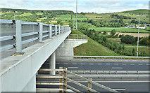 J3397 : The Moss Road flyover, Ballybracken, Ballynure/Larne (July 2017) by Albert Bridge