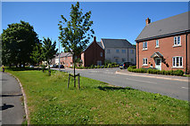 ST0107 : Cullompton : Tiverton Road by Lewis Clarke