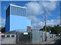 TQ3689 : Victoria Line ventilation shaft, Pretoria Avenue, E17 (2) by Mike Quinn