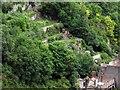 ST5672 : Terraced gardens above the Avon by Derek Harper