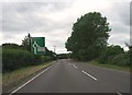 TL3078 : A141 southbound by Alex McGregor