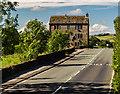 SD9709 : Delph Road by Peter McDermott