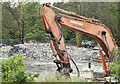 J3875 : Former Joss Cardwell Centre (demolition), Belfast (July 2017) by Albert Bridge