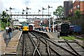 SD8010 : Arriving at Bury Bolton Street station by Richard Hoare