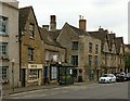 ST8893 : 20-28 Long Street, Tetbury by Alan Murray-Rust