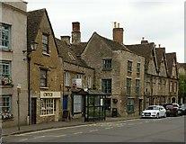 ST8893 : 20-28 Long Street, Tetbury by Alan Murray-Rust