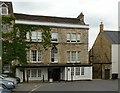 ST8993 : Former Talbot Hotel, Market Place, Tetbury by Alan Murray-Rust
