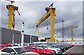 J3575 : 'Samson' and 'Goliath', Belfast by Rossographer