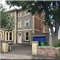 ST5773 : House in Worcester Road, Clifton, Bristol by Robin Stott