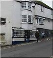 SY3492 : Lucy-Ann craft studio in Lyme Regis by Jaggery