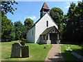 TQ3760 : St Mary's Church, Farleigh by Marathon