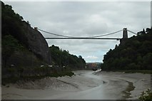 ST5673 : Clifton Suspension Bridge by DS Pugh