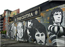 NS5964 : The Clutha bar, Clyde Street, Glasgow by Mike Pennington