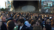 NS5964 : Waiting for Radiohead at the TRNSMT Festival, Glasgow Green by Mike Pennington