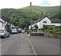 SO2812 : Hillside view from The Cutting, Llanfoist by Jaggery