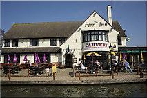 TG3416 : The Ferry Inn, Horning by Phil Gaskin