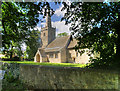 SE5105 : The Church of St Helen, Marr by David Dixon