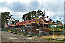 SP0838 : A building site in Broadway 1 ...... by Philip Pankhurst
