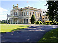 SE5007 : Brodsworth Hall (Eastern Elevation) by David Dixon