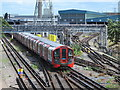 TQ3490 : Northumberland Park Depot - Victoria Line (2) by Mike Quinn