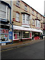 SS5247 : Maddy's Chippy and Maddy's Restaurant, St James Place, Ilfracombe by Jaggery