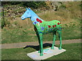 TQ5946 : Herd of the Hospice horse by Oast House Archive