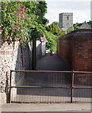 TL5646 : St Mary's Church, Linton by M H Evans