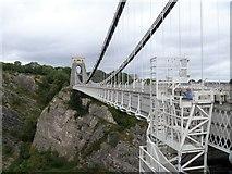 ST5673 : Clifton Suspension Bridge [3] by Michael Dibb