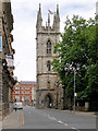 TA1028 : Lowgate, The Church of St Mary the Virgin by David Dixon