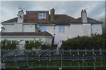 TQ1688 : House, Northwick Avenue by N Chadwick