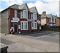 ST2179 : Petherton Veterinary Clinic, Newport Road, Rumney, Cardiff by Jaggery