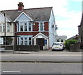 ST2179 : Rumney Hill Dental Surgery, Rumney, Cardiff by Jaggery