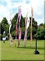 """SP1403 : """"Colourfield 1"""" at the Fresh Air Sculpture Show 2017 by Oliver Dixon"""