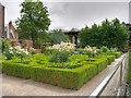 TA1028 : Peace Garden, Hull Museum Quarter by David Dixon