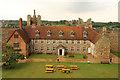 TM2863 : Framlingham Castle, Poorhouse by Richard Croft