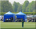 SK5566 : The Media Centre at Welbeck CC by John Sutton