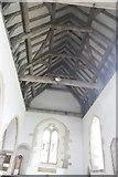 SU4980 : The South Aisle Ceiling by Bill Nicholls