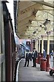 SD8010 : Platform 4 Bury Bolton Street station by Richard Hoare