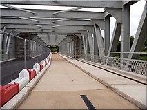 ST5672 : Ashton Avenue Bridge [1] by Michael Dibb